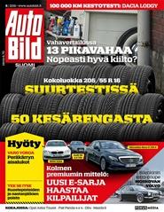 Auto Bild Suomi 8 nro