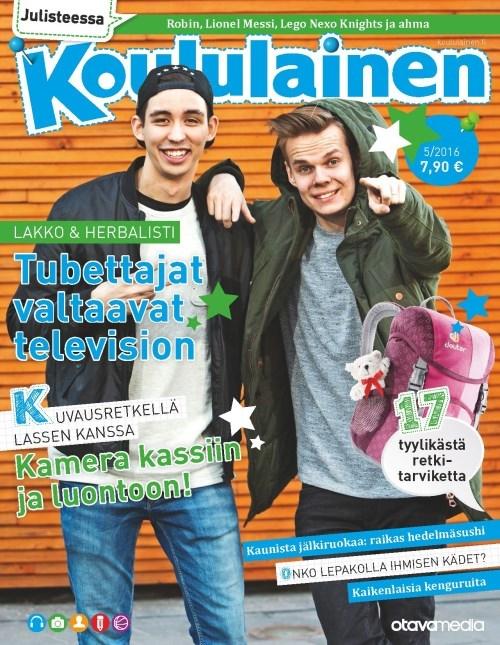 Paras Koululainen lehti tarjous | Tilaa Lehtikuningas.fi