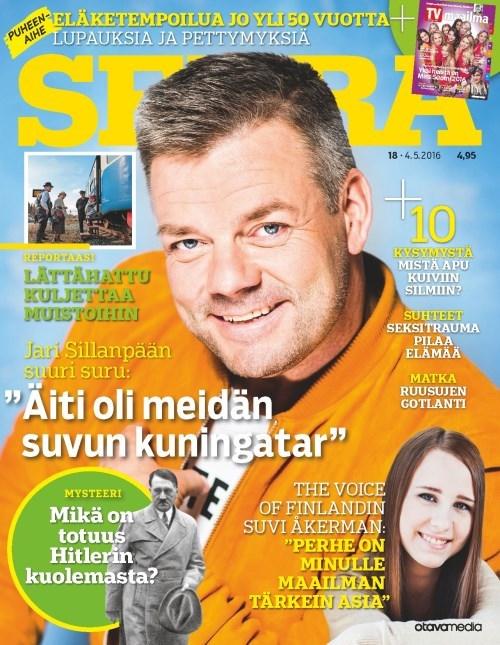Paras Seura tarjous | Tilaa nyt Lehtikuningas.fi