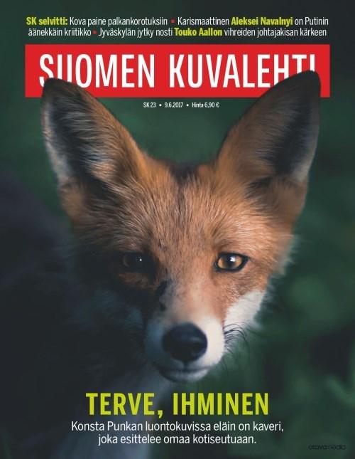suomen kuvalehti tarjous Saarijarvi