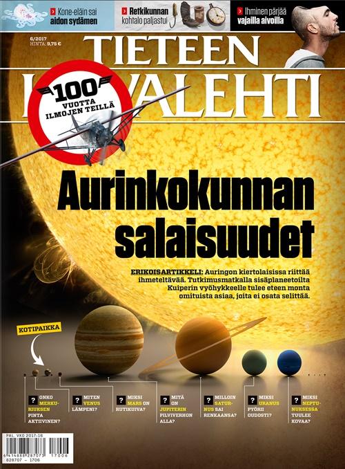 tieteen kuvalehti Suonenjoki
