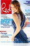 Red Magazine kansikuva