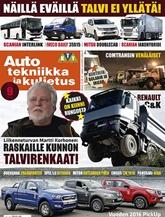 Auto, tekniikka ja kuljetus kansi
