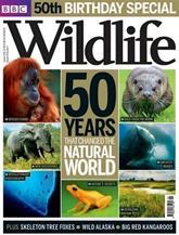 BBC Wildlife kansi