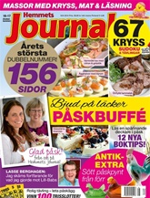 Hemmets Journal kansi