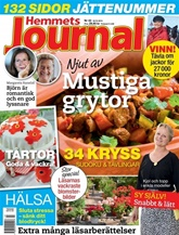 Hemmets Journal kansi