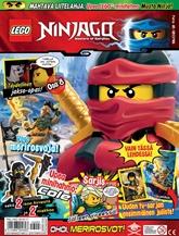 LEGO NINJAGO kansi