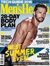 Men's Health (US Edition) kansi