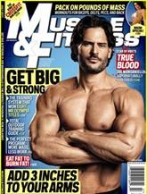 Muscle & Fitness (UK Edition) kansi