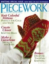 Piecework kansi