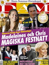 Svensk Damtidning kansi