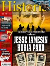 Tieteen Kuvalehti Historia kansi
