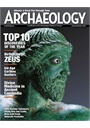 Archaeology Magazine kansi 2018 2