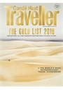 Conde Nast Traveler (US Edition) kansi 2019 1