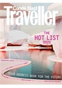 Conde Nast Traveler (US Edition) kansi 2020 6