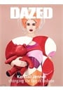 Dazed & Confused Magazine kansi 2015 3