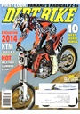 Dirt Bike Magazine kansi 2013 10