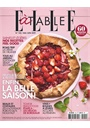 Elle A Table (French Edition) kansi 2019 5