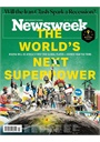 Newsweek International kansi 2020 3