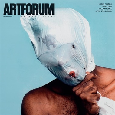 Artforum International kansi