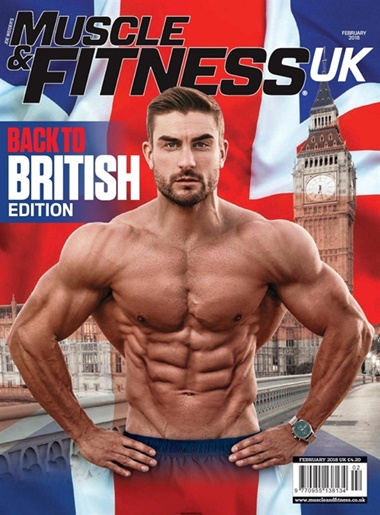 Muscle & Fitness (UK Edition) kansi