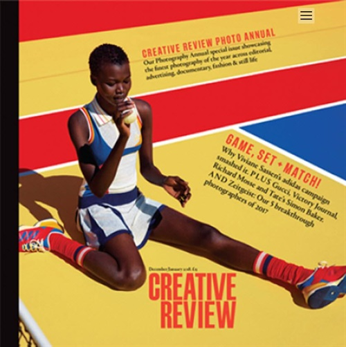 Creative Review kansi