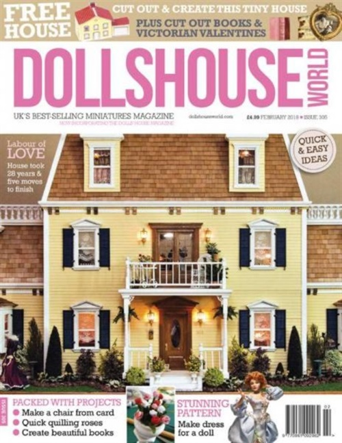 Dolls House World kansi