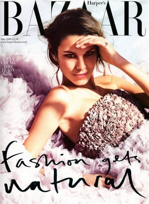 Harper´s Bazaar (UK Edition) kansi