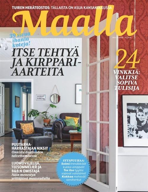 joulu maalla 2018 lehti Maalla lehtitilaus | Lehtikuningas.fi tarjous joulu maalla 2018 lehti
