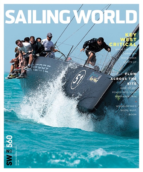Sailing World kansi