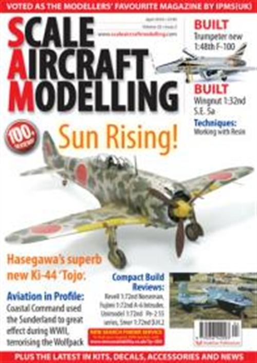Scale Aircraft Modelling kansi