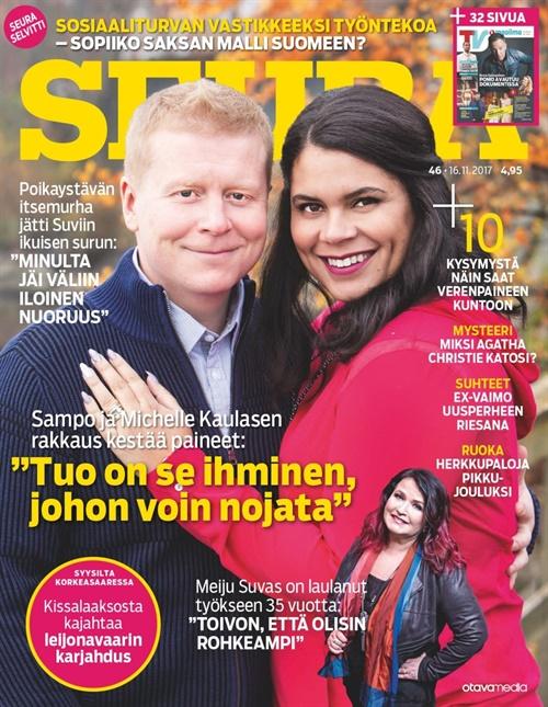 Seura lehtitilaus | Lehtikuningas.fi tarjous