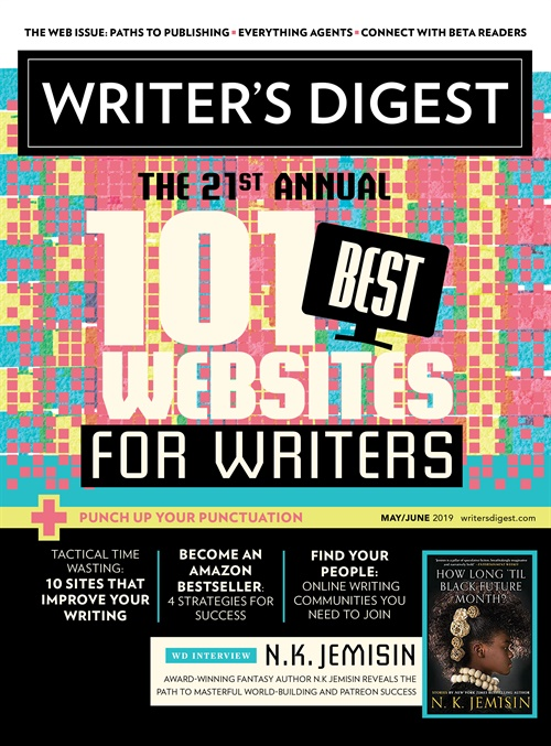 Writer's Digest (Digital Only) kansi