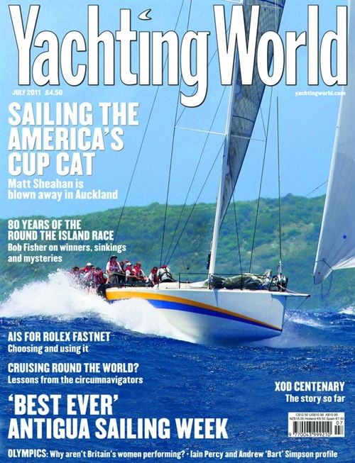 Yachting World kansikuva