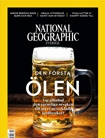 National Geographic Sverige (ruotsi) kansi