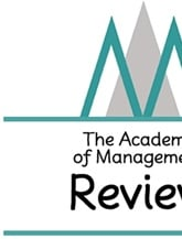 Academy Of Management Review (corporate) kansi