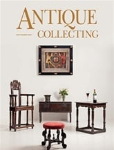 Antique Collecting kansi