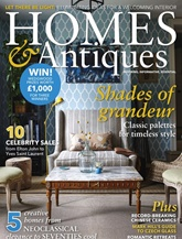 BBC Homes & Antiques kansi