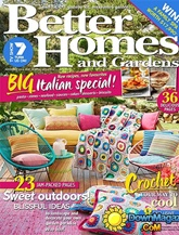 Better Homes And Gardens kansi