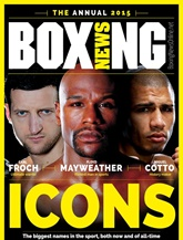 Boxing News kansi