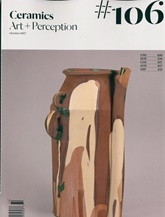 Ceramics: Art & Perception kansi