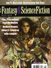 Fantasy & Science Fiction kansi
