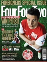 Four Four Two (UK Edition) kansi