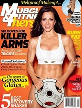 Muscle & Fitness Hers kansi