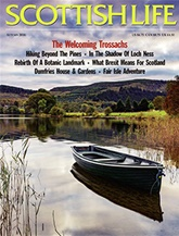 Scottish Life Magazine kansi