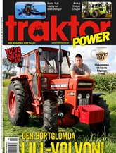 Traktor Power (ruotsi) kansi