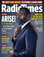BBC Radio Times London kansi