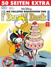 Donald Duck Sonderheft kansi