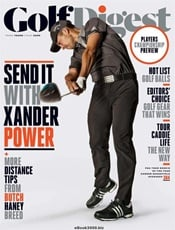 Golf Digest (US Edition) kansi