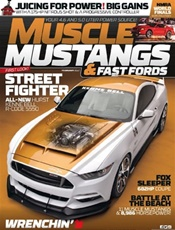 Muscle Mustangs & Fast Fords kansi